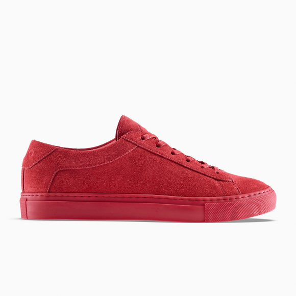 KOIO   Capri Vermilion Men's Sneaker 7 (US) / 40 (EU) - 6447890792617