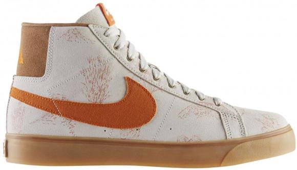 Nike SB Blazer Canvas Light Brown - 647565-022