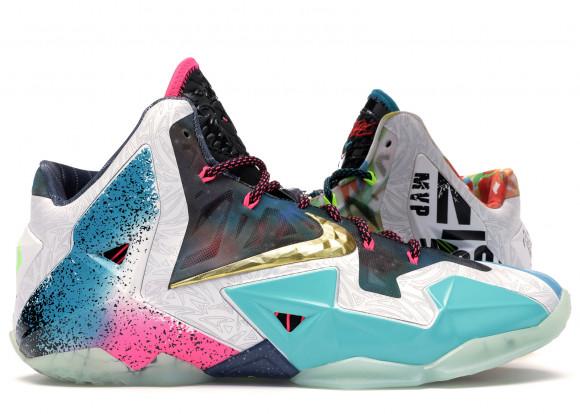 Nike LeBron 11 Premium What The LeBron