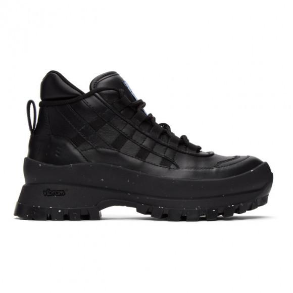 MCQ Black FA-5 Hiking Boots - 652432-R2732