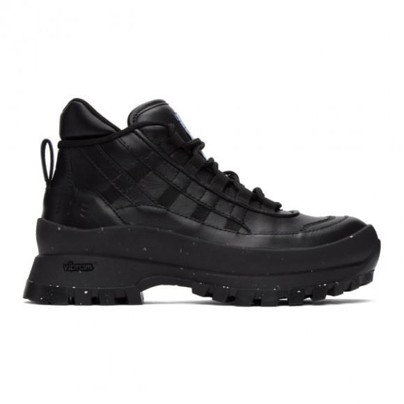 MCQ Black FA-5 Hiking Boots - 652432R2732
