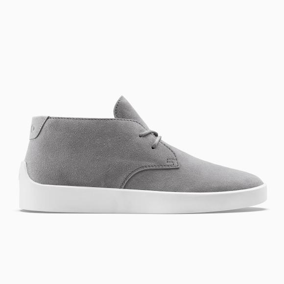 KOIO | Chukka Slate Grey Men's Sneaker 10 (US) / 43 (EU) - 6538273915049