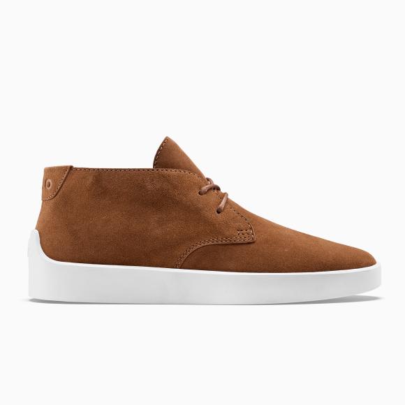 KOIO   Chukka Brown Men's Sneaker 8 (US) / 41 (EU) - 6538327556265