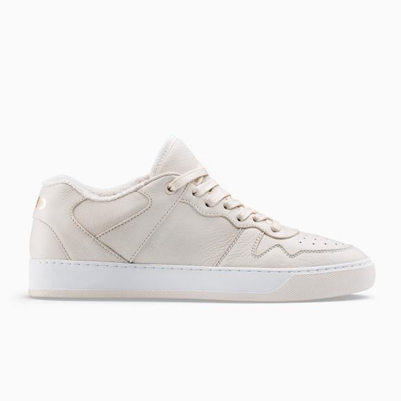 KOIO   Metro Antique White Women's Sneaker 6 (US) / 36 (EU) - 6538546839721