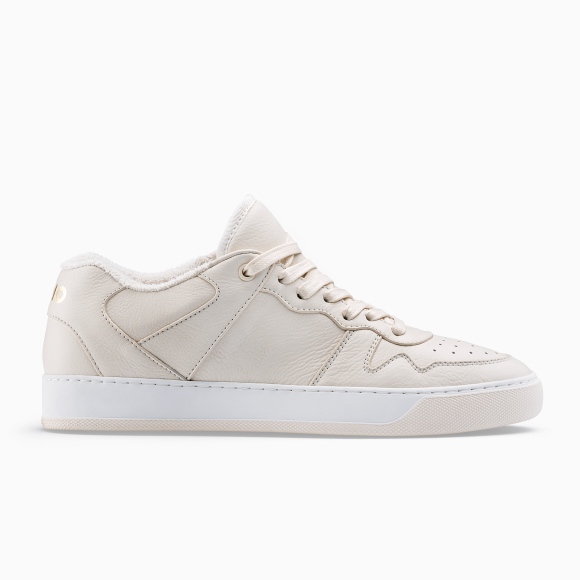 KOIO | Metro Antique White Men's Sneaker 9 (US) / 42 (EU) - 6538798170281