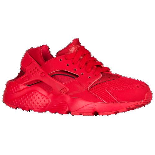 Nike Huarache Run - Boys' Grade School Running Shoes - 654275-600