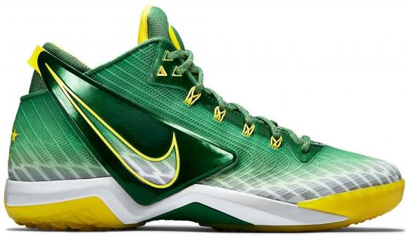 Nike Zoom Field General Oregon Ducks - 654859-371