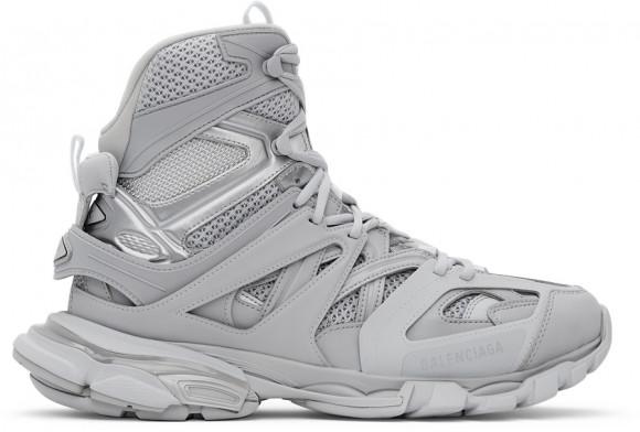 Balenciaga Grey Track Hike Sneakers - 654867-W3CP3-1200