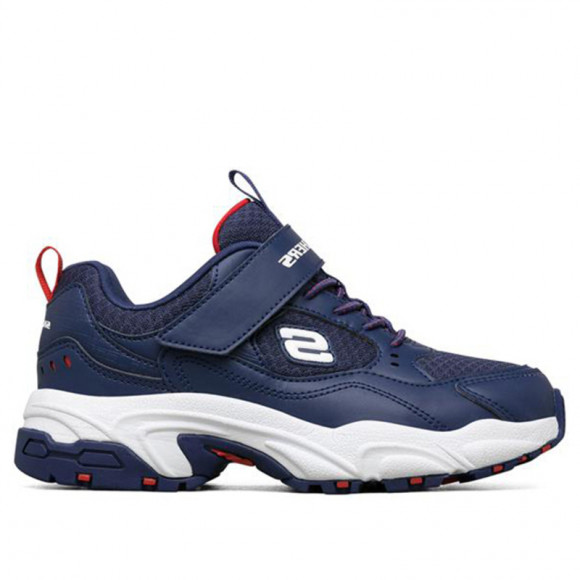 Skechers Lifestyle Marathon Running Shoes/Sneakers 660076L-NVY - 660076L-NVY