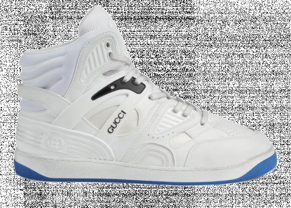 Gucci Basket White Blue - 661301-2SHA0-9014