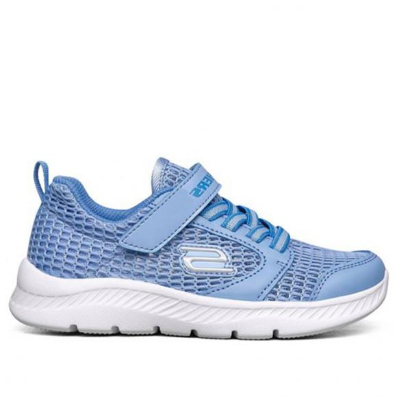 Skechers Comfy Flex 2.0 Marathon Running Shoes/Sneakers 664168L-LTBL - 664168L-LTBL