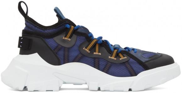 MCQ Blue & Black Orbyt Descender Sneakers - 667897R2776
