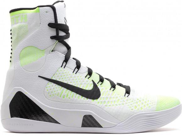 Nike Kobe 9 Elite Premium QS Volt