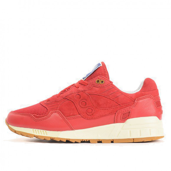Saucony x Bodega Shadow 5000 Red Re-Issue (2016) - 70045-4