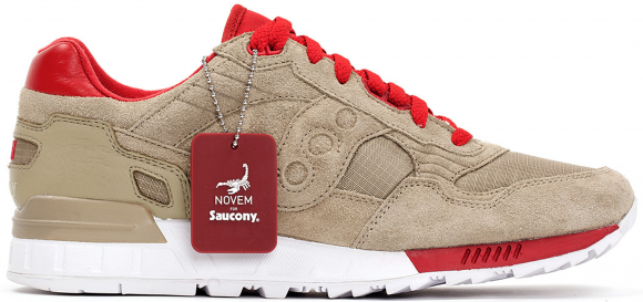 Saucony Shadow 5000 BAU x The Distinct Life NOVEM Tan - 70126-2