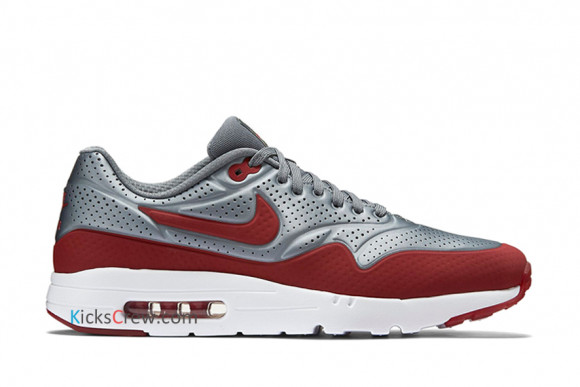 Air Max 1 Ultra Moire Grey Red (2019) - 705297-006