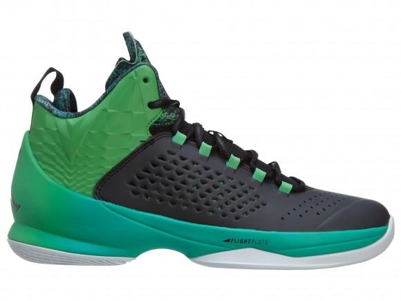 Jordan Melo M11 Black/Black-Lt Green Spark-Rtr - 716227-008