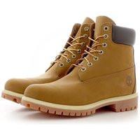 Timberland 6 Inch Premium Boot, Orange - 72066,TB0720668271