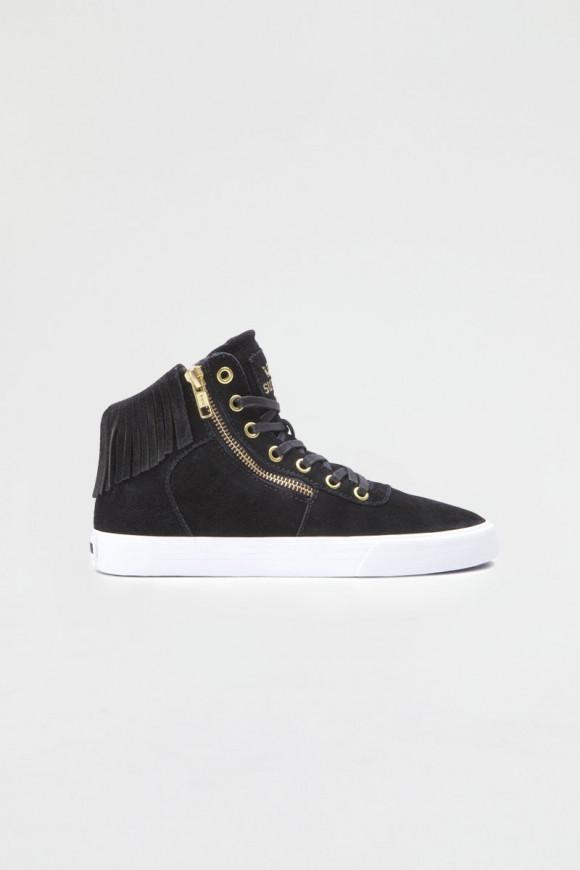 Supra - 2 CUTTLER Damen Sneaker in Schwarz - 74417W00574007