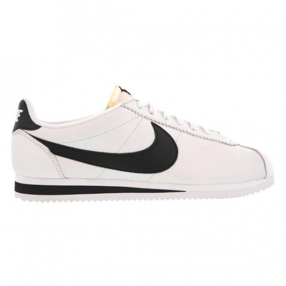 Nike Classic Cortez Leather White Black - 749571-100