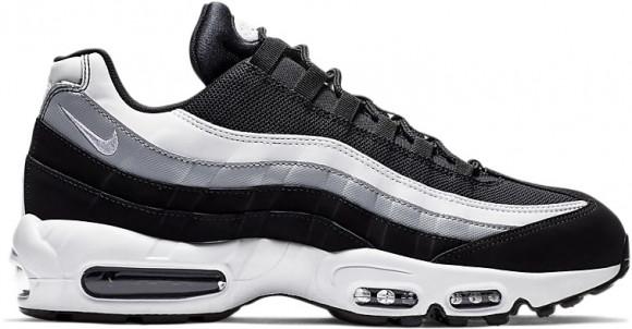 Nike Air Max 95 Essential Black Wolf Grey - 749766-038