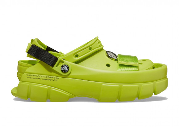 Crocs SANKUANZ Lime Punch - 74I-YIG003