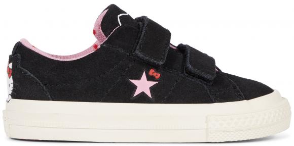 Converse One Star Ox Hello Kitty Black (TD) - 762942C