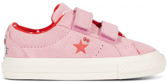 Converse One Star Ox Hello Kitty Pink (TD) - 762943C
