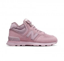 WH574BF Womens Sneakerboot - Oxygen Pink - 768451-50-13