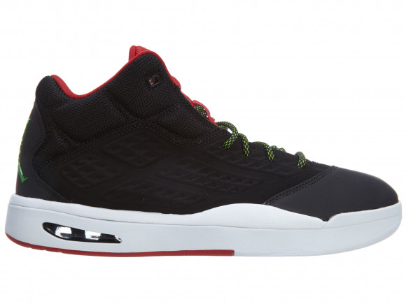 Jordan New School Black/Green Pulse-Gym Red-White - 768901-013