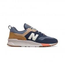 CM997HAK (navy / braun) Sneaker - 774391-60-5