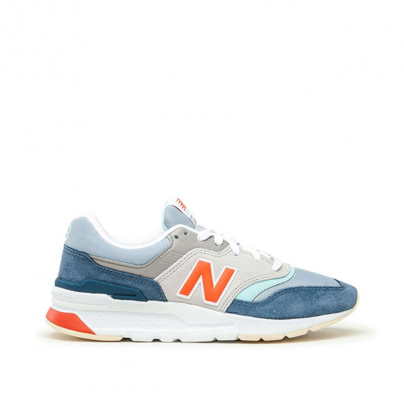 New Balance CW997 HAR (Blau / Grau / Orange) - 774521-50-5