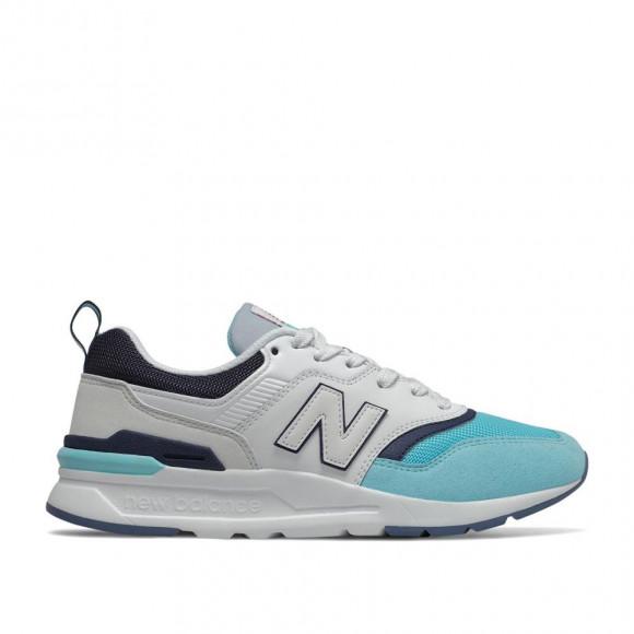 New Balance CW997 HAZ (Weiß / Blau) - 774531-50-5