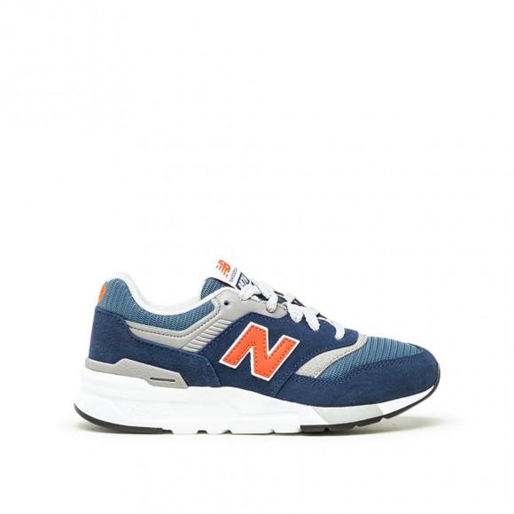 New Balance PR997 HAY (Navy / Rot) - 775880-40-5