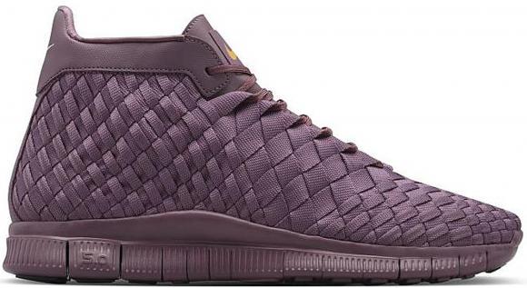 Nike Free Inneva Woven Mid SP Purple
