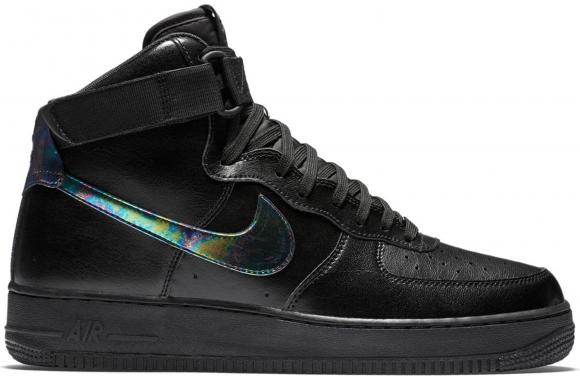 Nike Air Force 1 High Black Iridescent - 806403-002