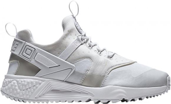 Nike Air Huarache Utility White/White-White Marathon Running Shoes/Sneakers 806807-100 - 806807-100