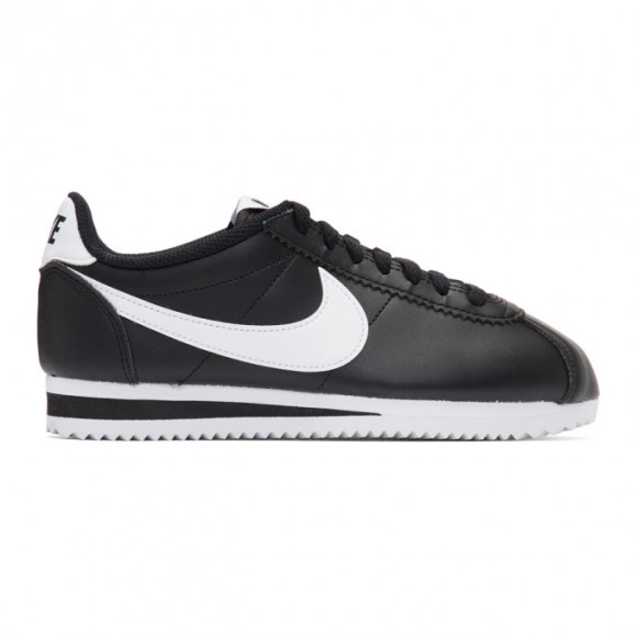 Nike Black Classic Cortez Sneakers - 807471-010