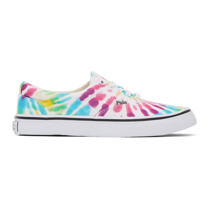 Polo Ralph Lauren Multicolor Thorton Sneakers - 816794313002