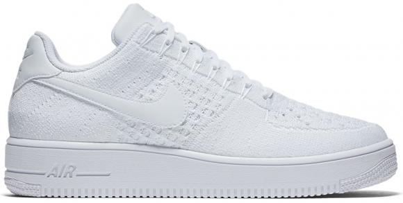 Nike Air Force 1 Ultra Flyknit Low Triple White