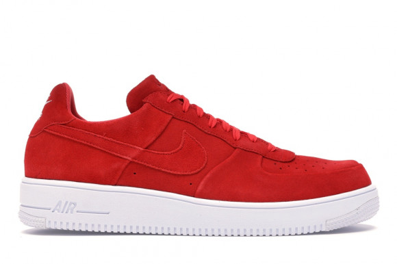 Nike Air Force 1 Ultraforce Track Red/Track Red-White - 818735-602