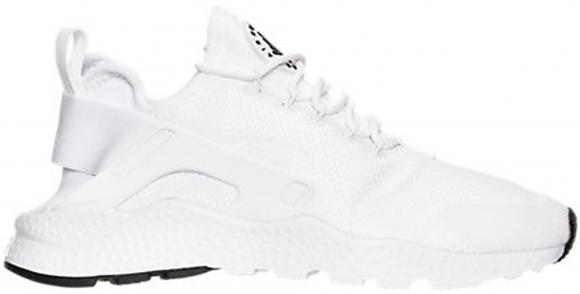 Nike Womens WMNS Air Huarache Run Ultra White Marathon Running Shoes/Sneakers 819151-102 - 819151-102
