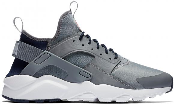 Nike Air Huarache Run Ultra Grey Obsidian - 819685-013