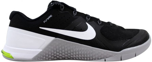 Nike Metcon 2 Black/White-Wolf Grey-Volt - 819899-001