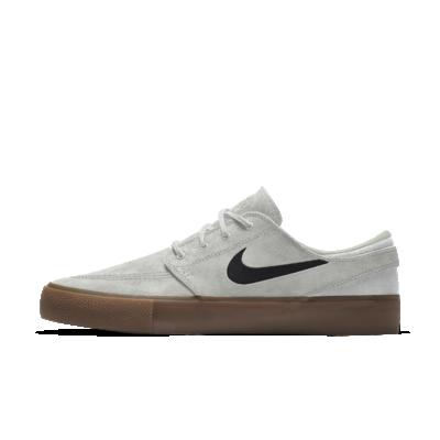 Nike SB Air Zoom Janoski RM By You Men's Skate Shoe - Brown ...