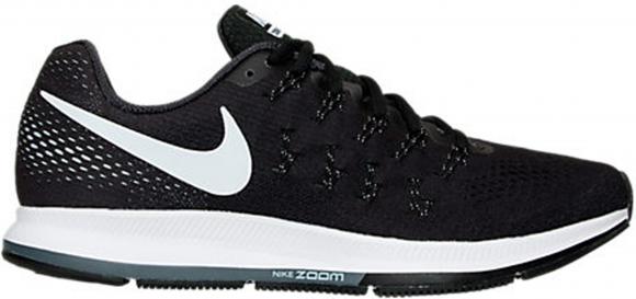 Nike Air Zoom Pegasus 33 Black White