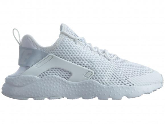 Nike Air Huarache Run Ultra Br White White-Pure Platinum (W ...