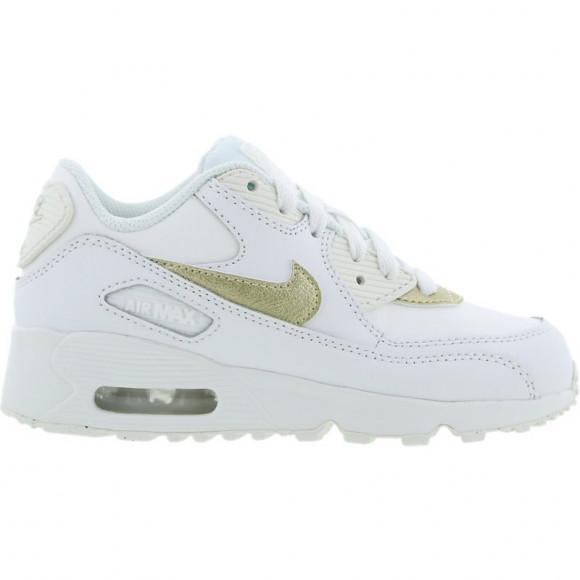 Nike Air Max 90 Leather - Jusqua'a 4 ans Chaussures - 833377-103