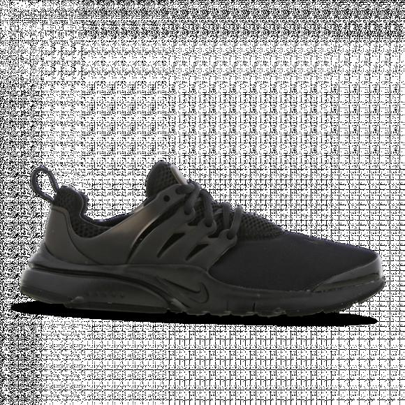 Nike Presto - Boys' Grade School Running Shoes - Black / Black / Black - 833875-003