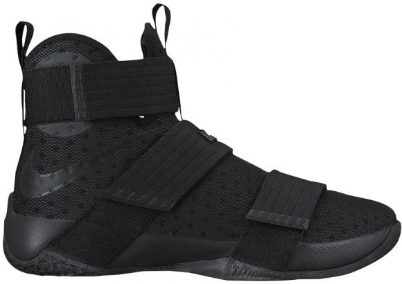 Nike LeBron Zoom Soldier 10 NYC SOHO Exclusive - 844374-001